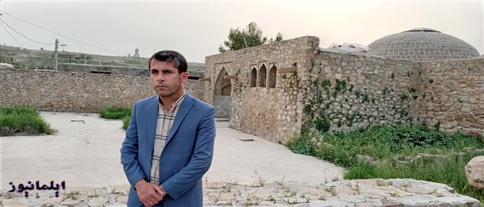 رحمان کاظمینسب اعلام کاندیداتوری کرد